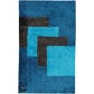 Floris Avio - Badmat - Blauw - 70x120 cm