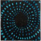 Spray - Badmat - Aqua - 60 x 60 cm