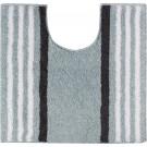 Casilin - Lima - Antislip WC mat- Toilet mat met uitsparing - Sea Green - 60 x 55 cm