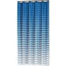 Sealskin Speckles Douchegordijn 180x200 cm - Polyester - Royal Blauw