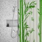 Roomture - douchegordijn - bamboo - 240 x 200 - extra breed