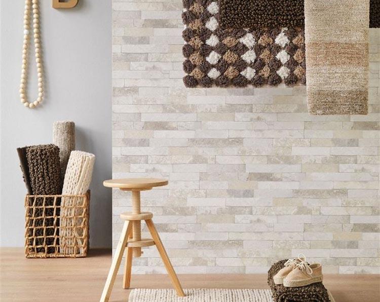 Interieur Natuur Badkamer : Inspiratie tip voor jouw badkamer maak gebruik van aardetinten